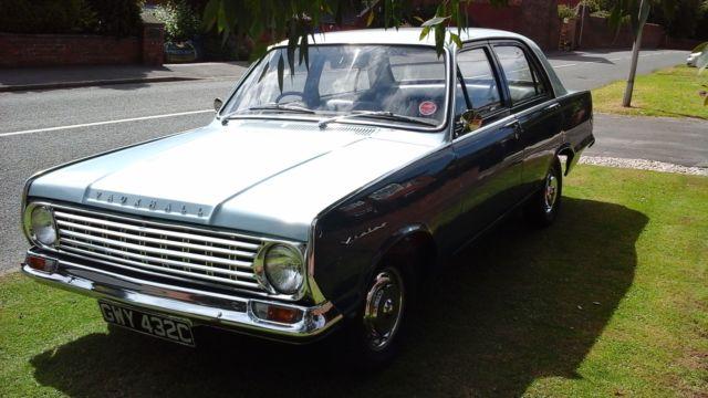 Classic Vauxhall  Victor 101 FC