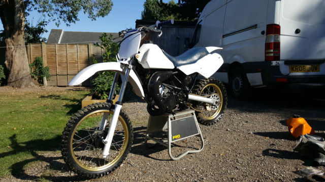 1984 yamaha yz 80 spares or repairs