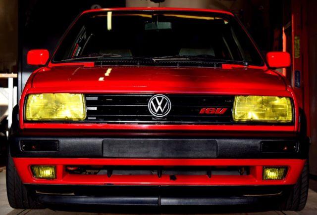 1990 Volkswagen Jetta GLI MK2 2.0 16v