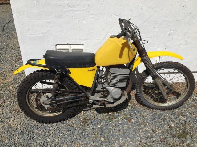 Maico 501 Vintage MX AHRMA