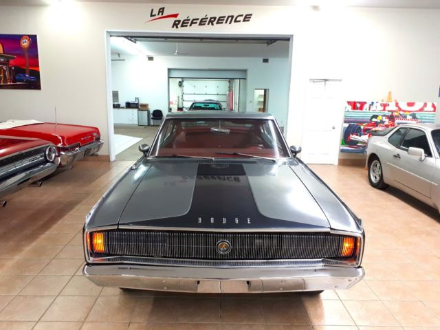 Rust Free 1966 Doge Charger /  WE SHIP WORLWIDE / 40 PICTURES