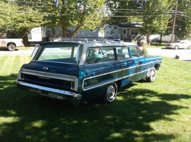 1964 Chevrolet Impala Wagon Lowrider Classic Hotrod