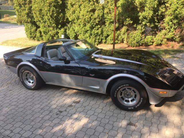 1978 Corvette Pace Car L82