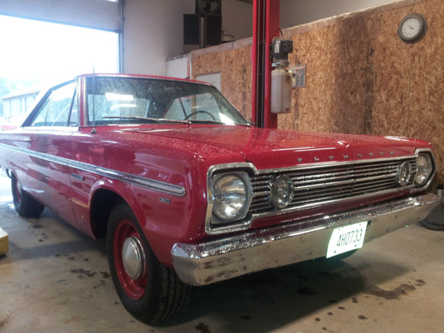 Plymouth : Other Belvedere II
