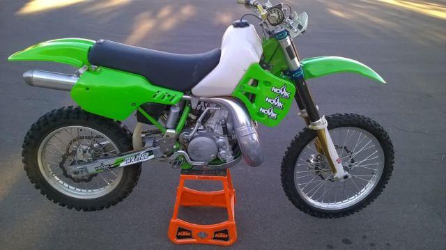 1989 Kawasaki KX