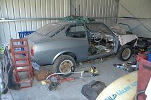Fiat 128 SL Sport Coupe Unfinished Project