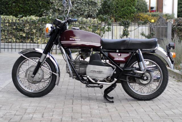 1974 Moto Guzzi Nuovo Falcone