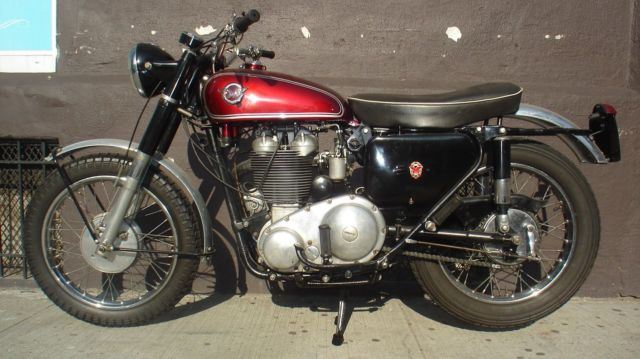 1961 Other Makes Matchless Typhoon G 80 TCS