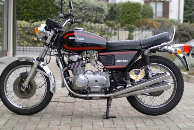 1981 Moto Guzzi GTS 400