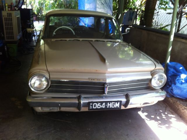 EH Holden Special (1963) 4D Sedan 179HP trimatic unfinished project