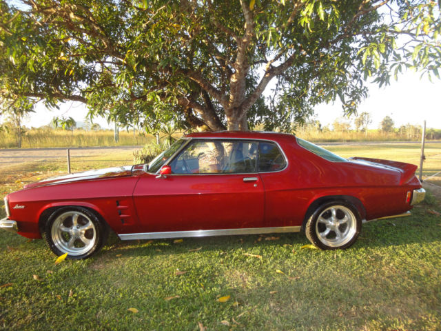 Holden Monaro GTS (1975) 2D Coupe Automatic (5L - Carb) Seats