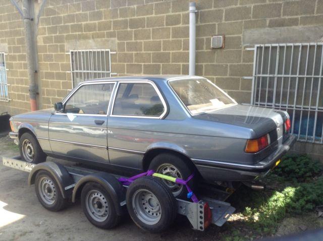 BMW E21 316 1983