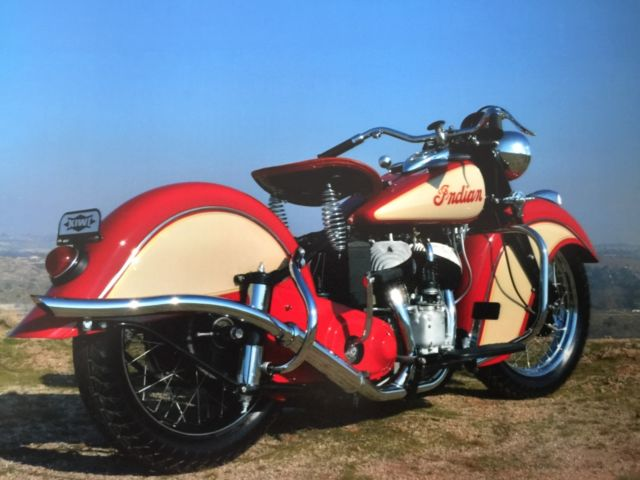 1942 American Classic Motors INDIAN SPORT SCOUT