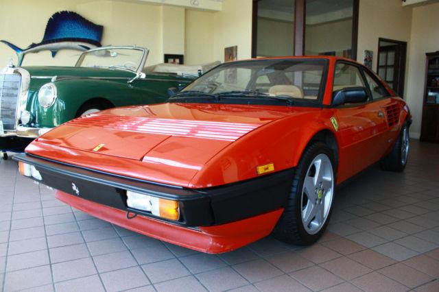 1984 Ferrari Mondial QV