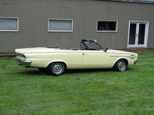 1966 Dodge Dart Fresh Restomod 360HP Auto, new paint & top, PS, PB