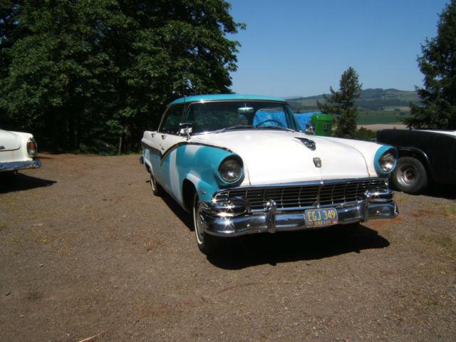 1956 Ford Fairlane Fairlane