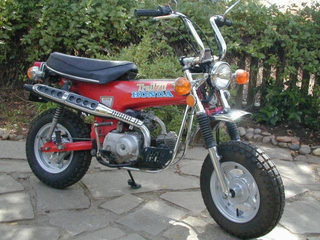 1976 Honda CT