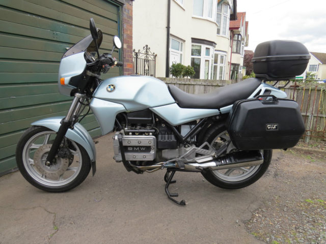 BMW K75c 1985 only 9700m touring classic. VGC for year