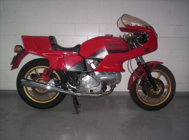 Ducati 600SL Pantah NO RESERVE