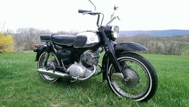 1965 Honda CA