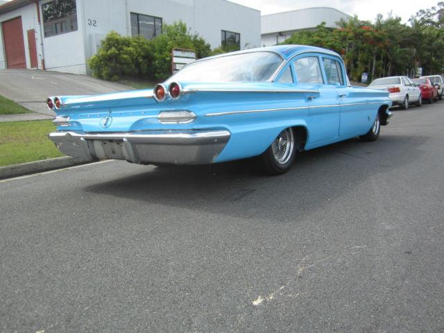 pontiac 1960 laurentian /chev/buick/oldsmobile
