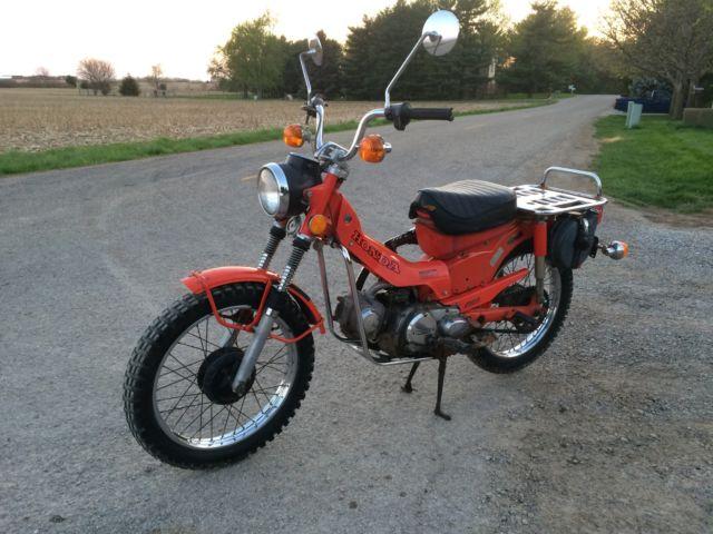 1975 Honda CT