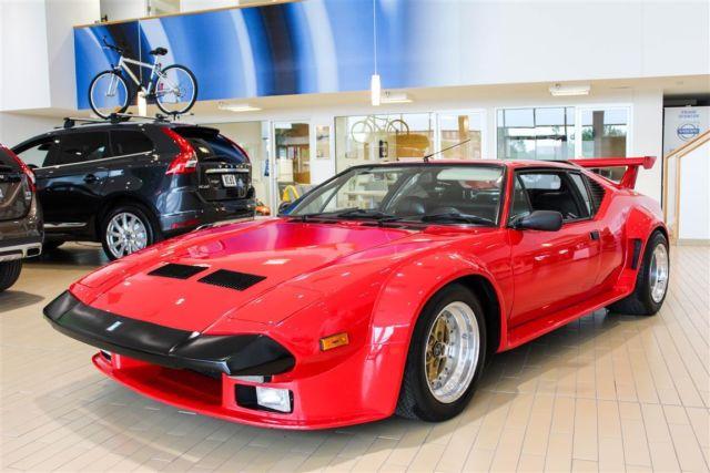 1974 De Tomaso Pantera GT5
