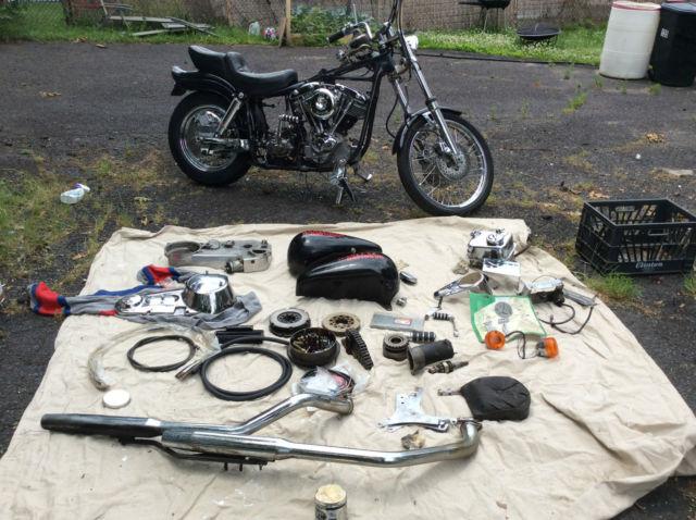 1977 Harley-Davidson Touring