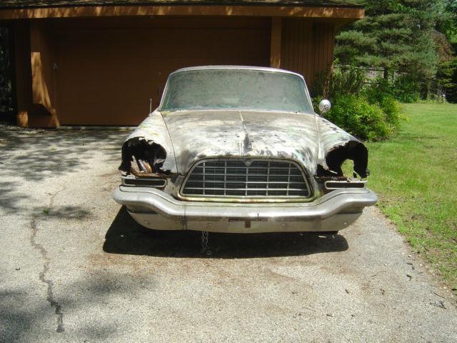 1958 Chrysler LETTER CAR