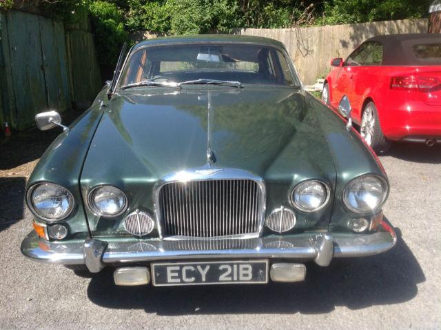 Jaguar MK10 Restoration project