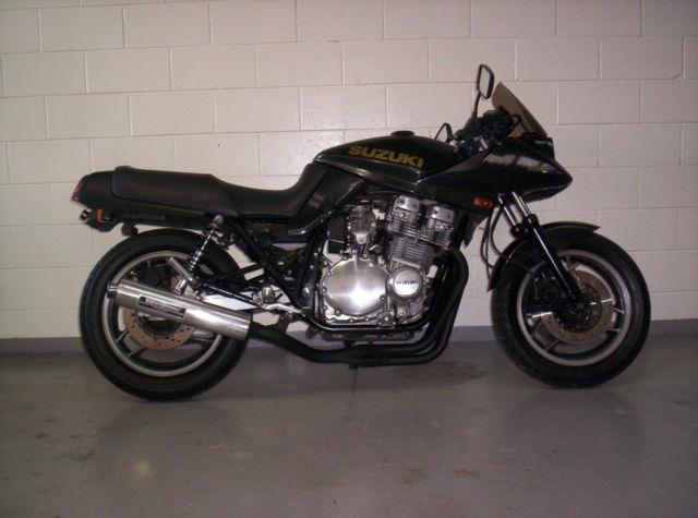 Suzuki GSX750S Katana NO RESERVE