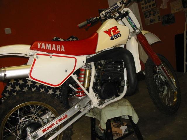 19870000 Yamaha YZ