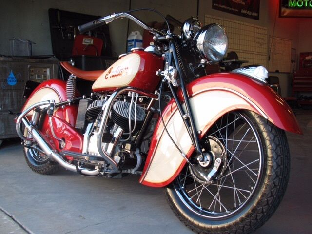 1942 Indian  Sport Scout