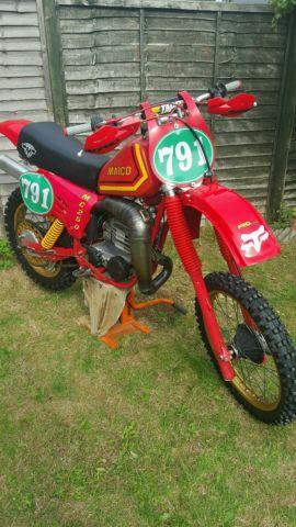maico 250, 1980