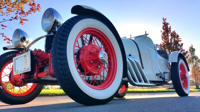 1927 Replica/Kit Makes 1927 BUGATTI T-35B