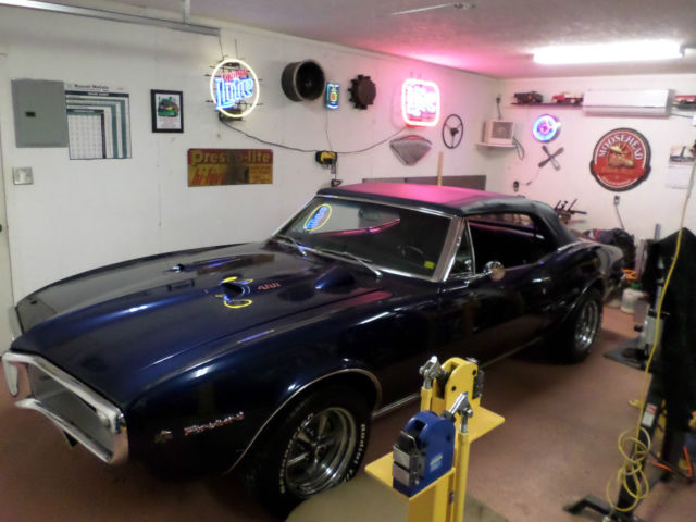 1967 Pontiac Firebird CONVERTABLE