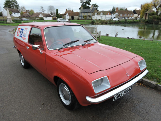 rare 1978 bedford chevanne multi award winning vauxhall chevette van for sale aylesbury united kingdom automotoclassicsale com automotoclassicsale com