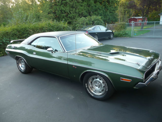 1970 Dodge Challenger For Sale Coquitlam British Columbia Canada