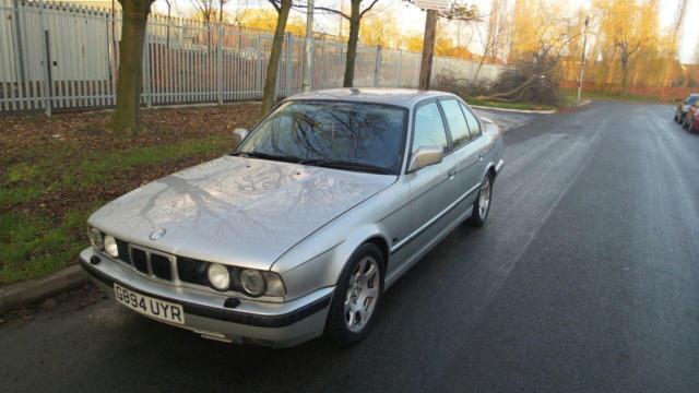 1990 BMW E34 535 LPG SPORT with LSD 5 speed Manual RUST FREE