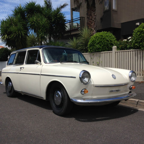 1965 VW Type 3 Squareback For Sale Williamstown, VIC