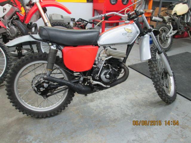 1975 Kawasaki Ninja