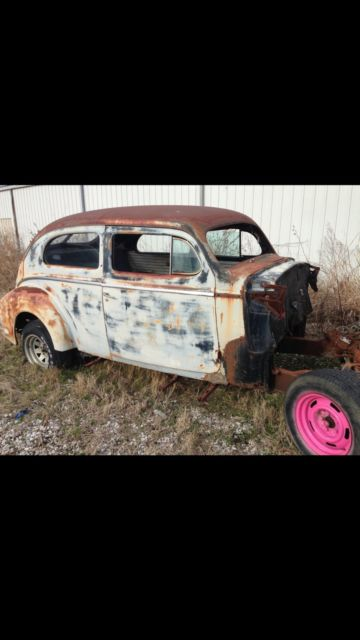 1939 Nash Lafayette 2 door sedan title Chevy coupe ford rat rod gasser project