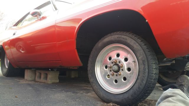 1973 cuda project barracuda pro street race hemi 440 340 e