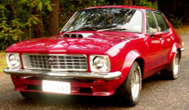 RARE LJ V8 253 HOLDEN TORANA 4 SPD DRIVES WELL ford mustang monaro commodore hsv