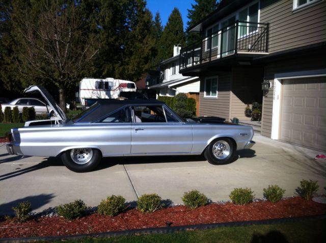 1967 Plymouth GTX Base 7.2L