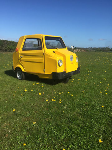 Microcar, Bubble car, Willam Comtesse, Barn Find