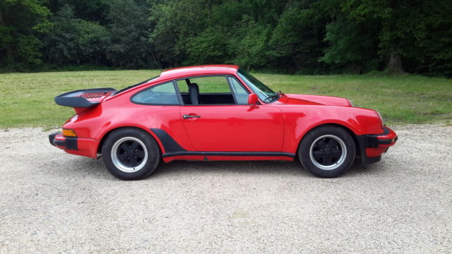 1974 911 S PORSCHE new mot classic collectors