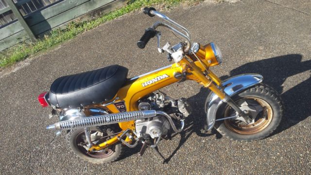 Honda ST70 K0 Dax Minitrail 70 not Z50