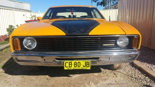 1977 Ford Falcon XC 500 Auto Registered