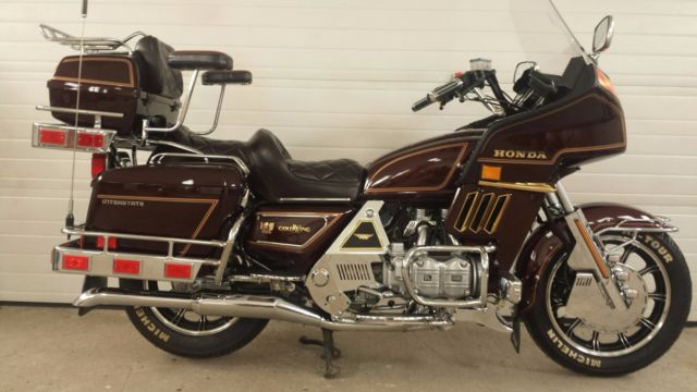 Honda: Gold Wing